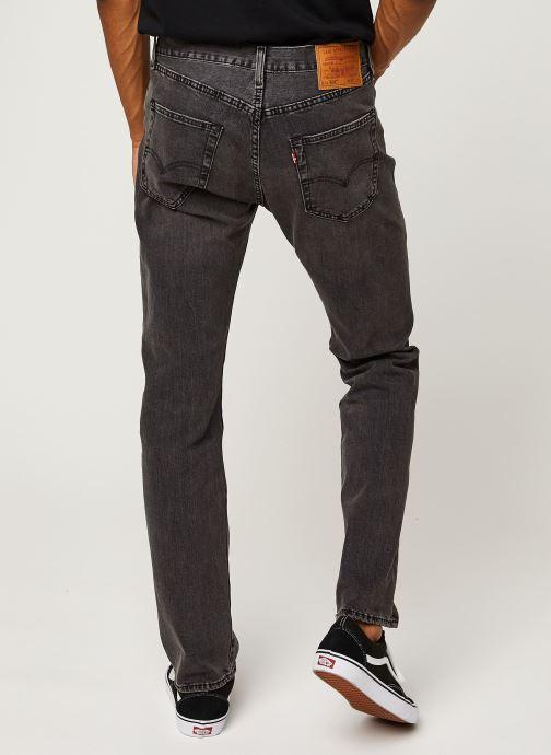 Vêtements Levi's 501® Levi'S® Original Fit M Gris vue portées chaussures