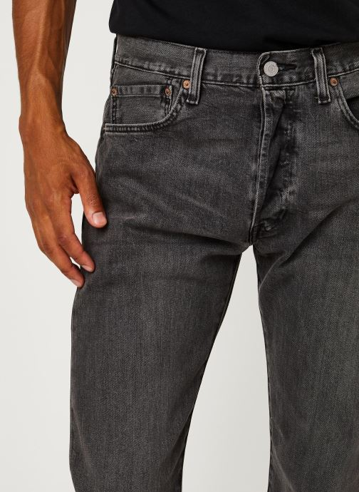 Vêtements Levi's 501® Levi'S® Original Fit M Gris vue face