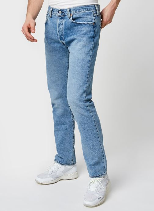 Kleding Levi's 501® Levi'S® Original Fit M Blauw detail
