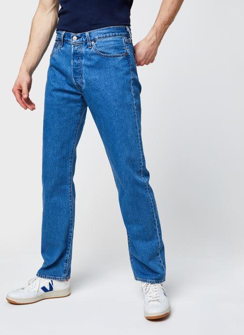 Vêtements Levi's 501® Levi'S® Original Fit M Bleu vue détail/paire