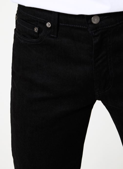 Vêtements Levi's 511™ Slim Fit M Noir vue face
