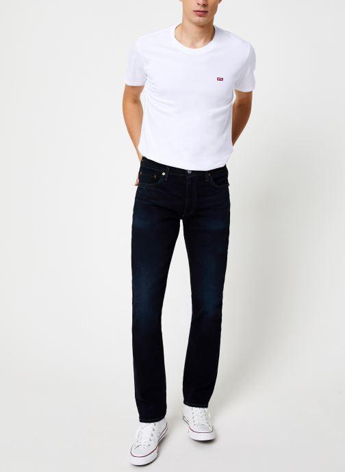 Kleding Levi's 511™ Slim Fit M Zwart onder