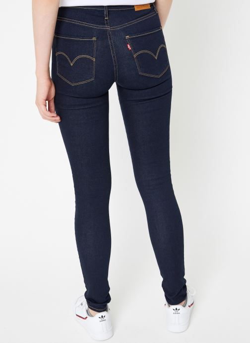 Levi\'s Jean Skinny - 721 High Rise W (noir) Vêtements(404878)