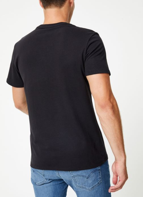 Kleding Levi's Graphic Set-In Neck 2 M Zwart model