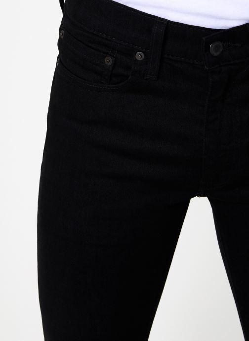 Vêtements Levi's 519™ Extreme Skinny Fit M Noir vue face