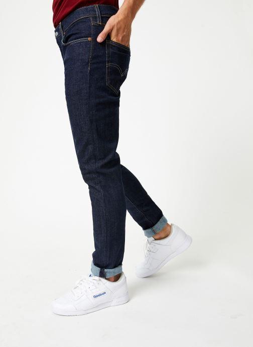 Vêtements Levi's 512™ Slim Taper Fit M Bleu vue détail/paire