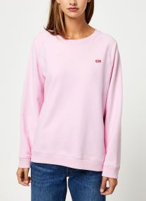 Sweatshirt - Relaxed Graphic Crew W