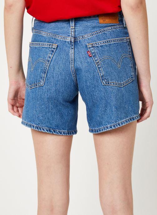Vêtements Levi's 501® Short Long W Bleu vue portées chaussures