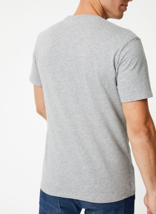 Kleding Levi's Sportswear Logo Graphic M Grijs model