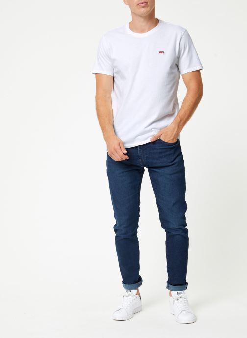 Vêtements Levi's Ss Original Hm Tee M Blanc vue bas / vue portée sac