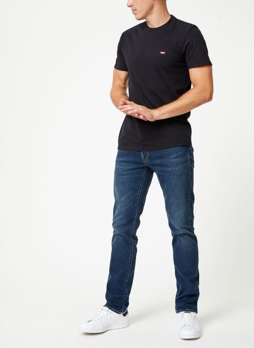 Vêtements Levi's Ss Original Hm Tee M Noir vue bas / vue portée sac