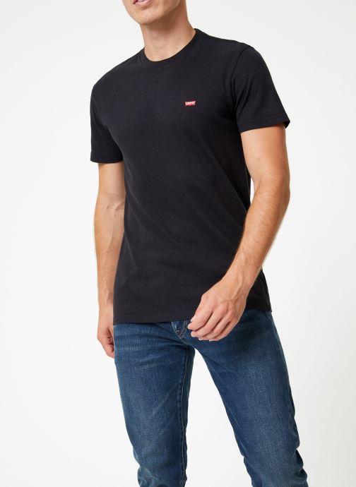 Vêtements Levi's Ss Original Hm Tee M Noir vue droite