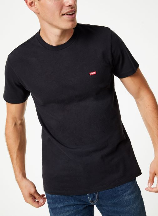 Vêtements Levi's Ss Original Hm Tee M Noir vue détail/paire
