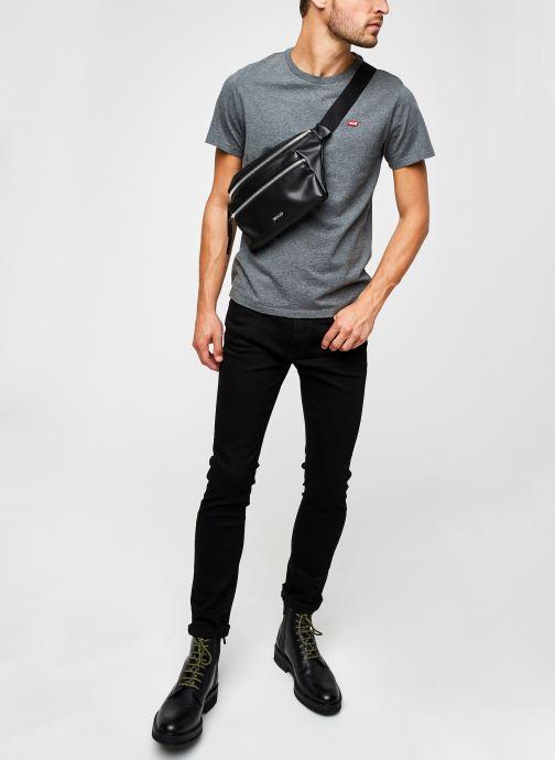 Vêtements Levi's Ss Original Hm Tee M Gris vue bas / vue portée sac