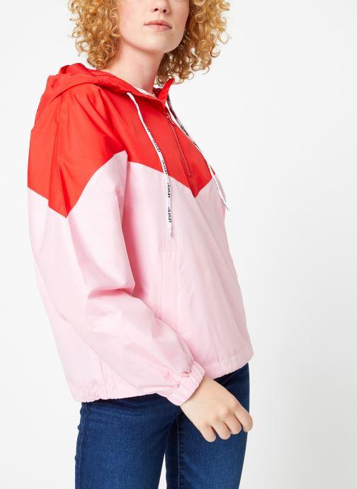 Vêtements Levi's Kimora Jacket W Rouge vue droite