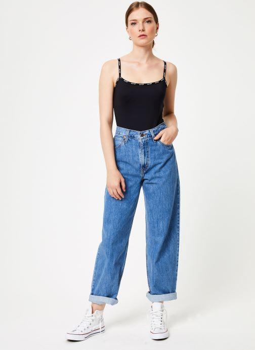 Vêtements Levi's Paige Bodysuit W Noir vue bas / vue portée sac
