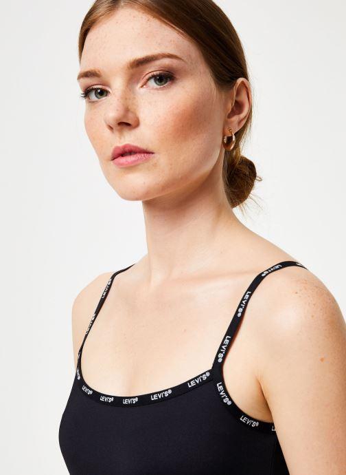 Vêtements Levi's Paige Bodysuit W Noir vue face