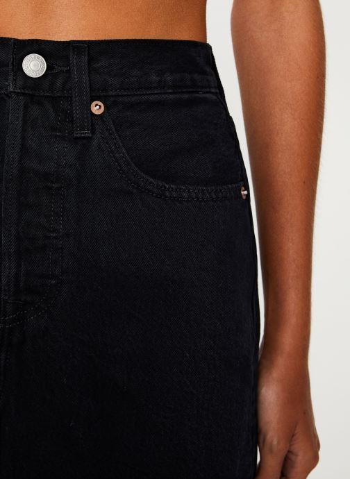 Vêtements Levi's Hr Decon Iconic Bf Skirt W Noir vue face