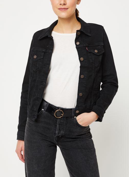 Vêtements Levi's Original Trucker W Noir vue détail/paire