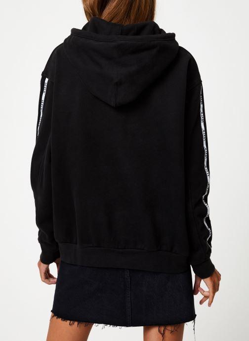 Kleding Levi's Unbasic' Hoodie W Zwart model
