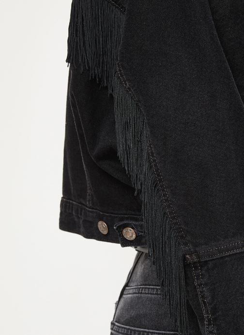 Vêtements Levi's Future Vintage Trucker W Noir vue face