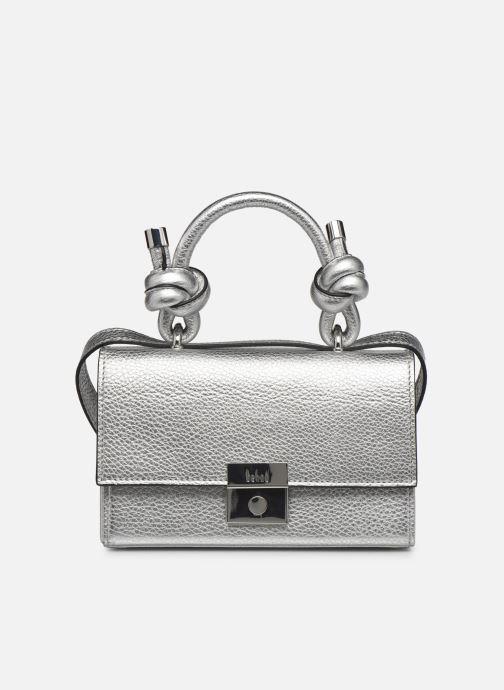 Bolsos de mano Behno Mary Bag Mini Plateado vista de detalle / par