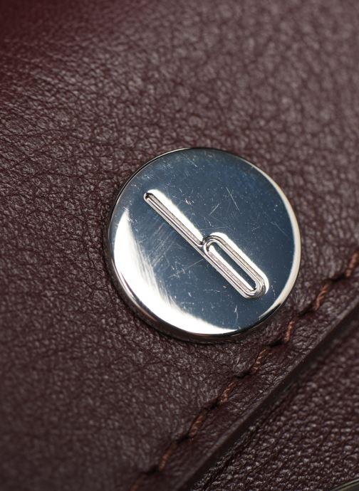 Bolsos de mano Behno Amanda Belt Bag - Crossbody Vino vista lateral izquierda