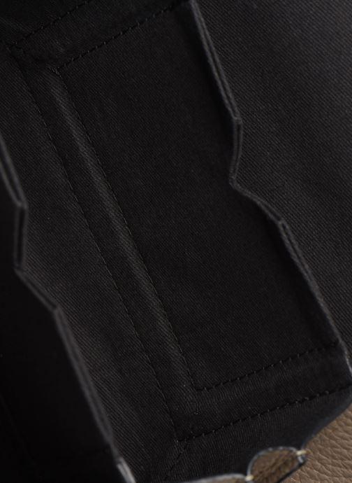 Handtaschen Behno Amanda Belt Bag - Crossbody Suede braun ansicht von hinten