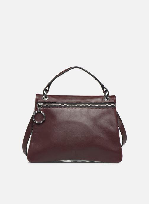Handbags Behno Hunter Mini Flip-Flop Bag Burgundy detailed view/ Pair view