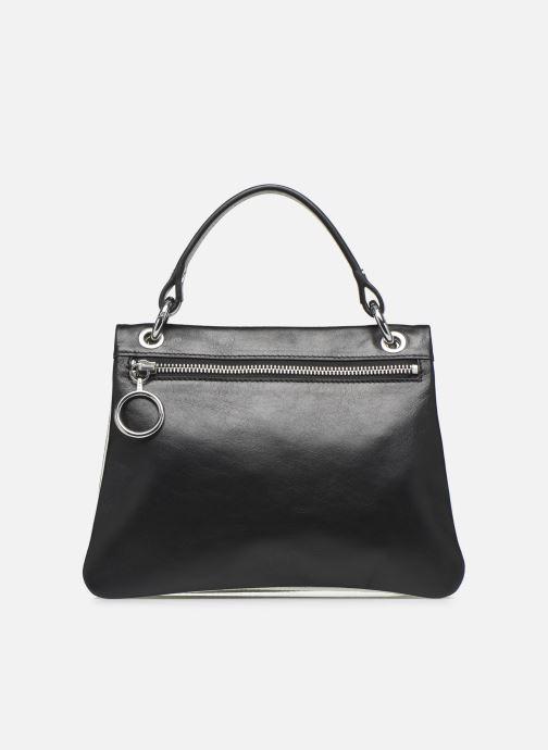 Handtaschen Behno Hunter Mini Flip-Flop Bag schwarz detaillierte ansicht/modell