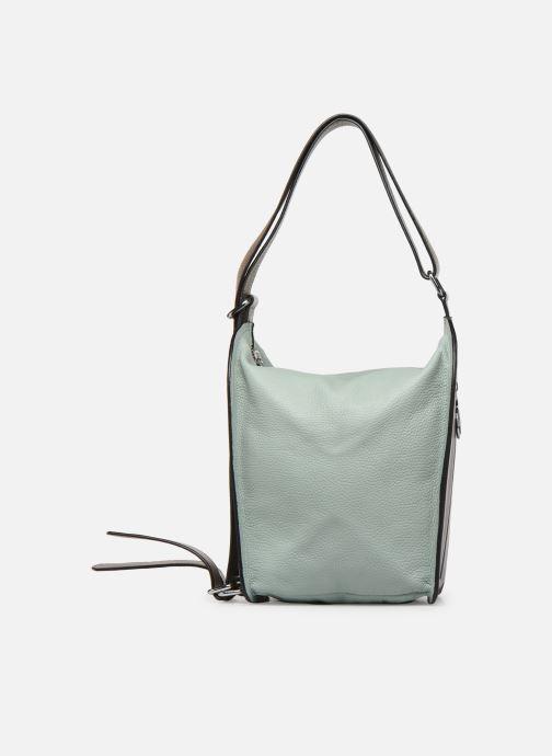 Handtaschen Behno Sherry Bag Pack weinrot schuhe getragen
