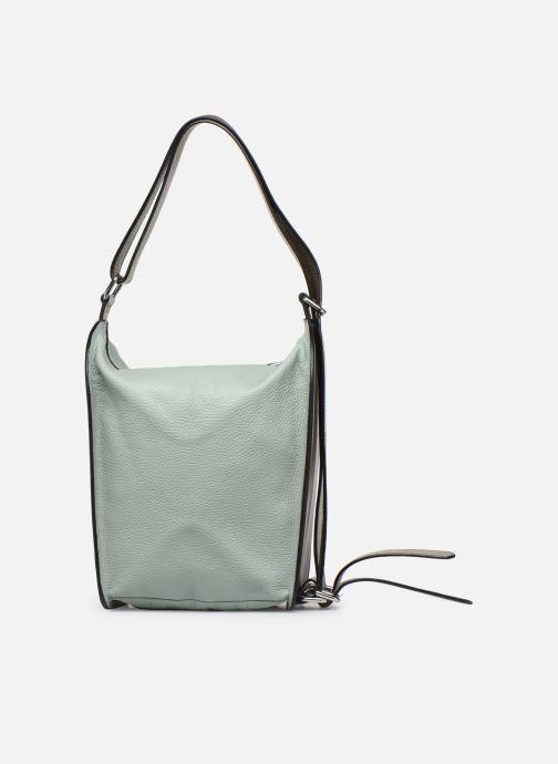 Handtaschen Behno Sherry Bag Pack weinrot ansicht von rechts