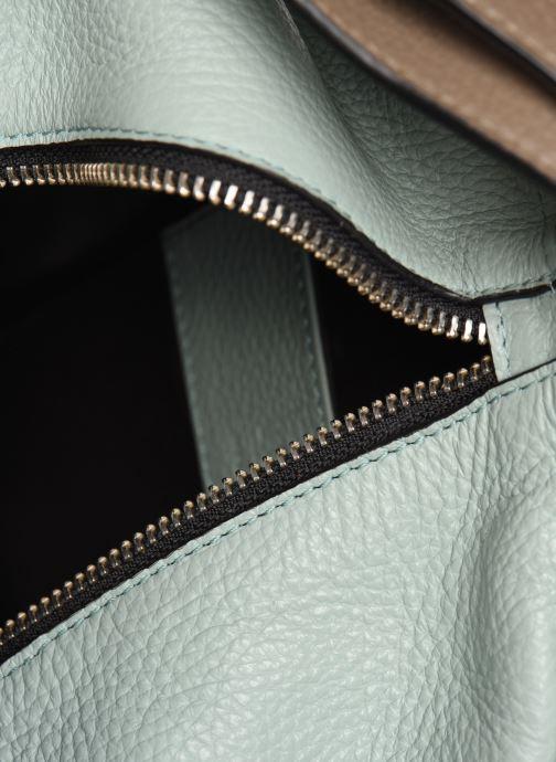 Handtaschen Behno Sherry Bag Pack weinrot ansicht von hinten