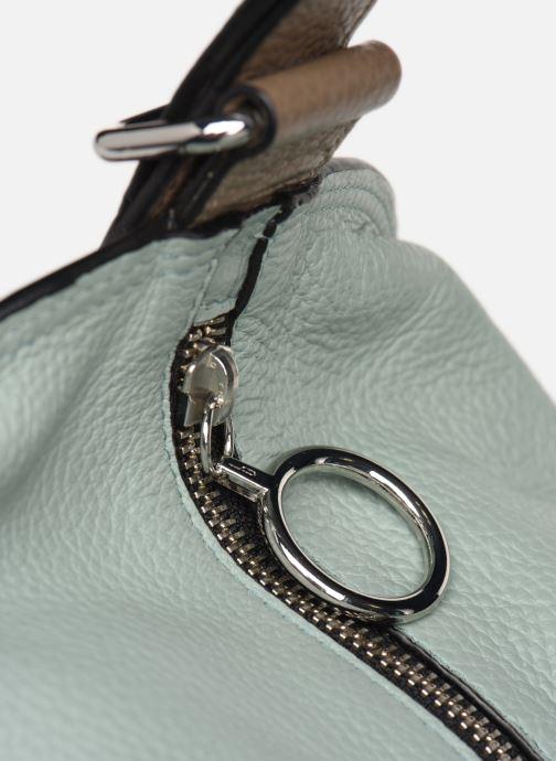 Handtaschen Behno Sherry Bag Pack weinrot ansicht von links