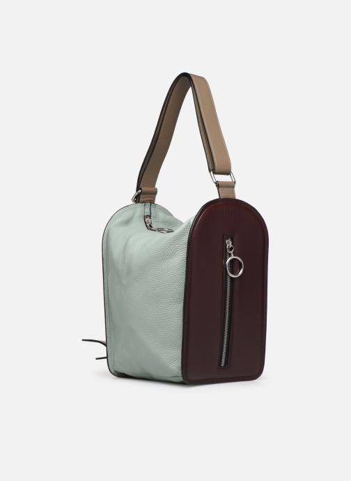 Handtaschen Behno Sherry Bag Pack weinrot detaillierte ansicht/modell