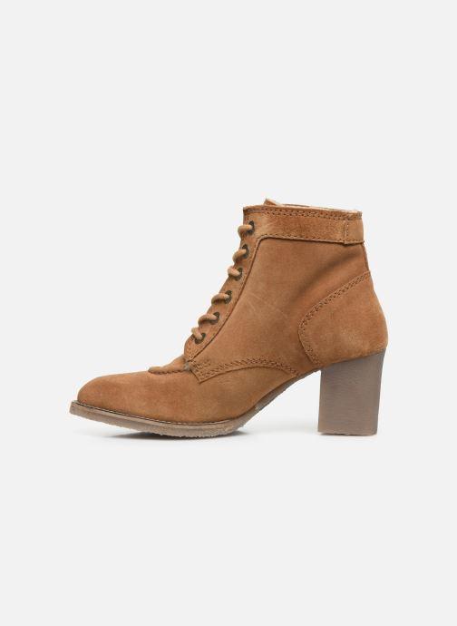 Stiefeletten & Boots Kickers MYLEGEND braun ansicht von vorne
