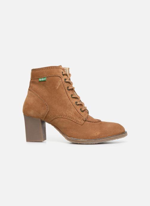 Stiefeletten & Boots Kickers MYLEGEND braun ansicht von hinten