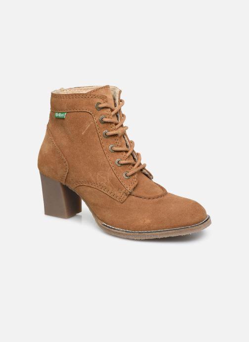 Stiefeletten & Boots Kickers MYLEGEND braun detaillierte ansicht/modell