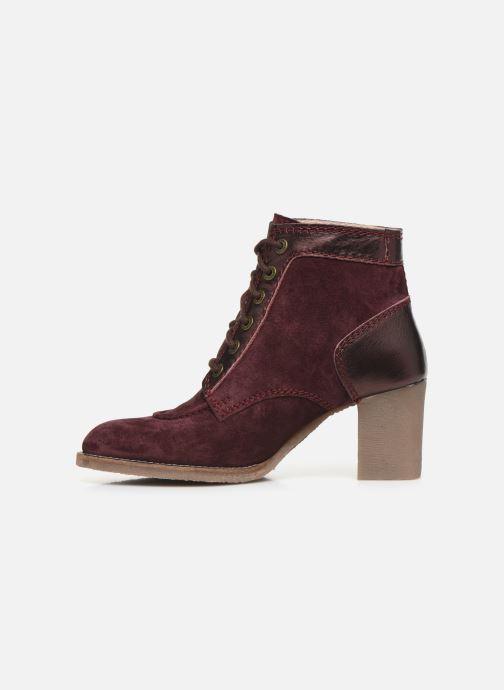 Boots en enkellaarsjes Kickers MYLEGEND Paars voorkant