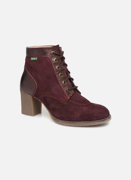 Boots en enkellaarsjes Kickers MYLEGEND Paars detail