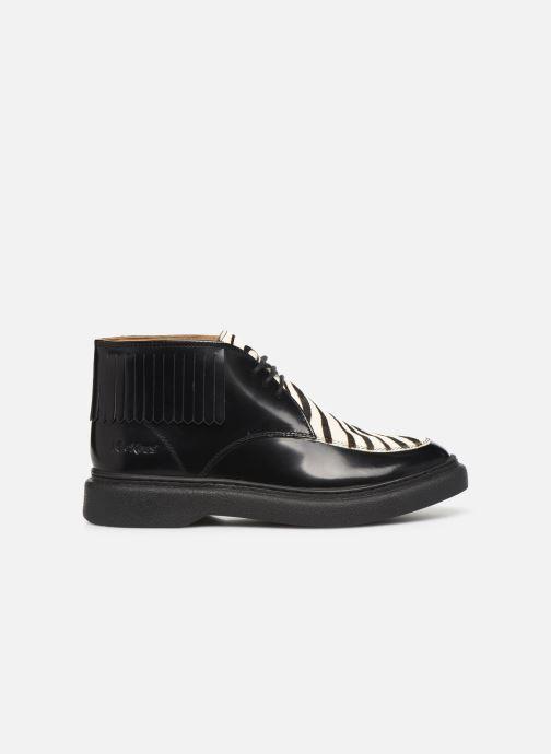Bottines et boots Kickers ORIGAME Noir vue derrière
