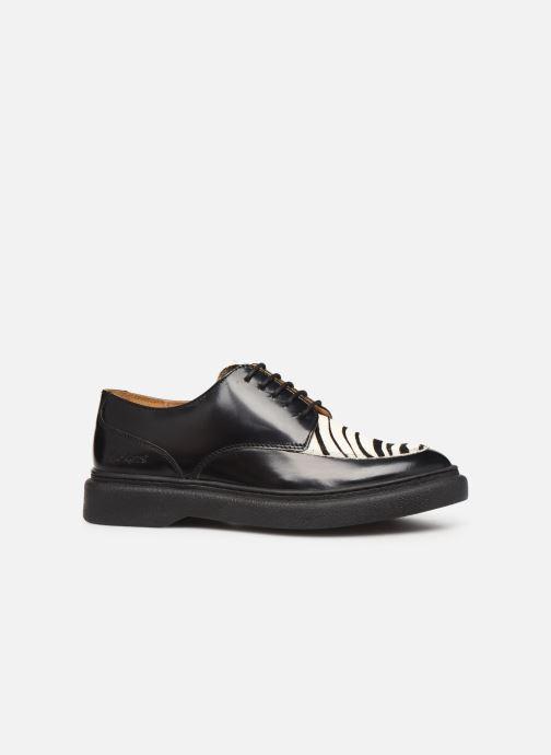 Zapatos con cordones Kickers ORIGAMI Negro vistra trasera