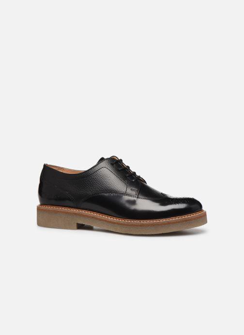 Zapatos con cordones Kickers OXANY F Negro vistra trasera