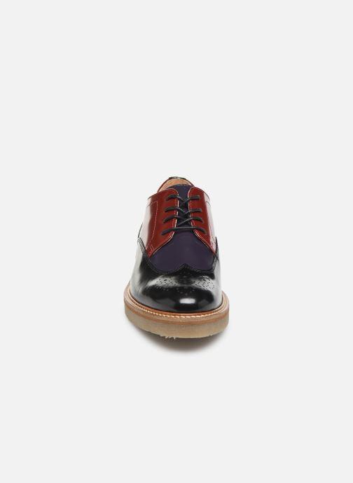 Chaussures à lacets Kickers OXANY F Multicolore vue portées chaussures