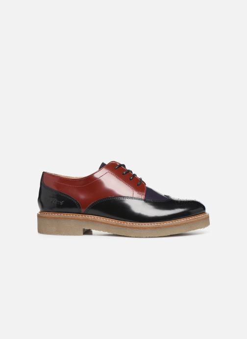 Chaussures à lacets Kickers OXANY F Multicolore vue derrière