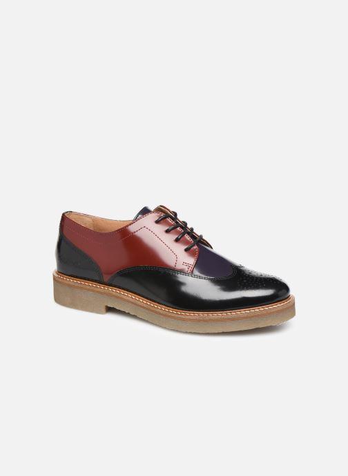 Chaussures à lacets Kickers OXANY F Multicolore vue détail/paire