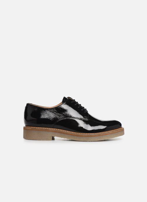 Zapatos con cordones Kickers OXFORK F Negro vistra trasera