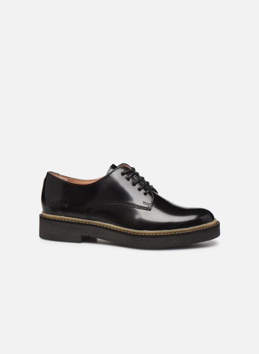 Chaussures à lacets Kickers OXFORK F Noir vue derrière