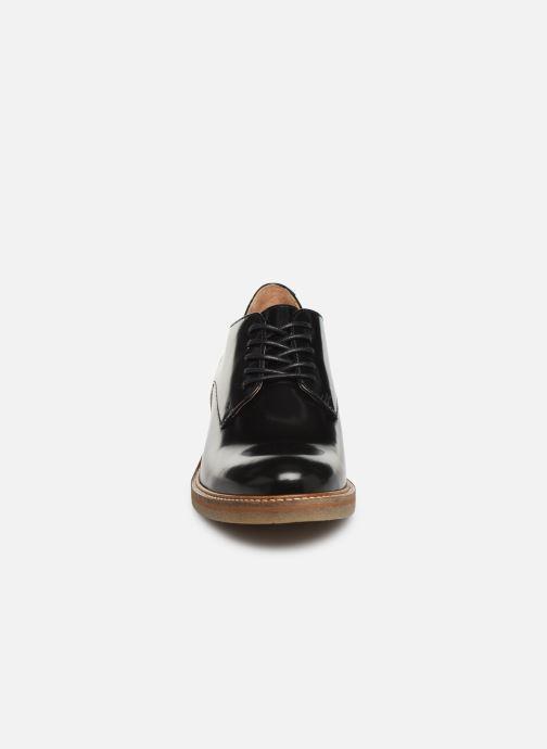 Schnürschuhe Kickers OXYBY schwarz schuhe getragen
