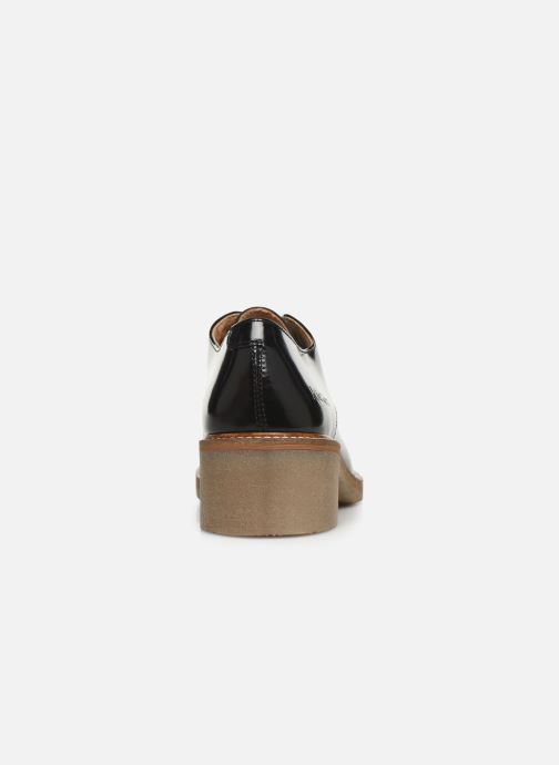 Chaussures à lacets Kickers OXYBY Noir vue droite